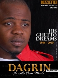 My Pain by All Stars (Dagrin Tribute)