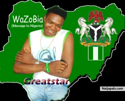 Greatstar - WaZoBia by Greatstar