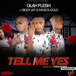 Tell Me Yes by Mhizter Gold_ft_Biggyjay X Olahflesh