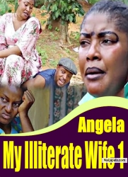 Angela My Illiterate Wife 1