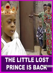 THE LITTLE LOST PRINCE IS BACK