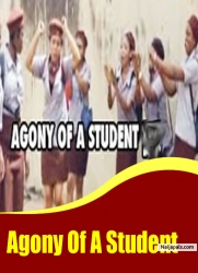 Agony Of A Student