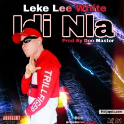 Idi Nla by Leke Lee white