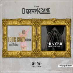 Prayer by Dammy Krane