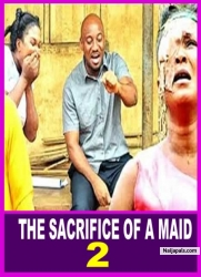 THE SACRIFICE OF A MAID 2