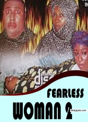 FEARLESS WOMAN 2
