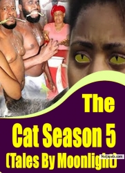The Cat Season 5 (Tales By Moonlight)
