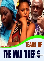 TEARS OF THE MAD TIGER 6