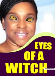 EYES OF A WITCH