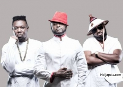 Dogo Yaro by VVIP ft Samini (Prod By Brainy Beatz)
