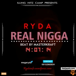 REAL NIGGA by RYDA