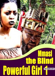 Mmasi the Blind Powerful Girl 1