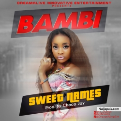 Sweet Names by Bambi