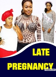 LATE PREGNANCY