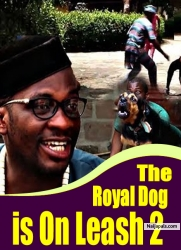 The Royal Dog is On Leash 2