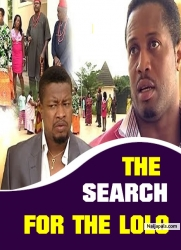 THE SEARCH FOR THE LOLO