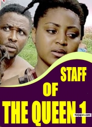 STAFF OF THE QUEEN 1