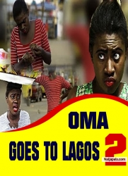 OMA GOES TO LAGOS 2