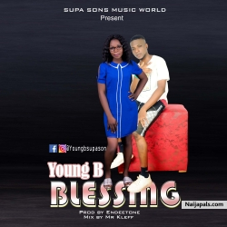 Blessing mix by Mr Kleff by Young B