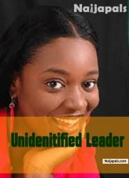 Unidenitified Leader