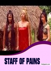 STAFF OF PAINS