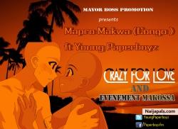 Evenement Makossa by Mapro Makwa (Congo ) ft Young Paperboyz