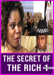 THE SECRET OF THE RICH 1