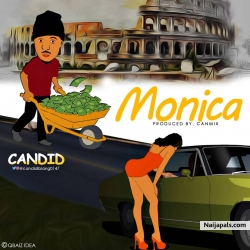 Monica by Candid