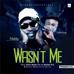 Wasn't Me by Maleke feat. Harrysong