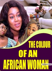 THE COLOUR OF AN AFRICAN WOMAN