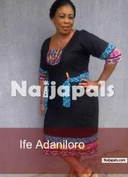 Ife Adaniloro