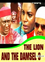 THE LION AND THE DAMSEL 3