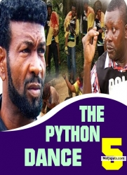 THE PYTHON DANCE 5