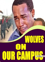 WOLVES ON OUR CAMPUS