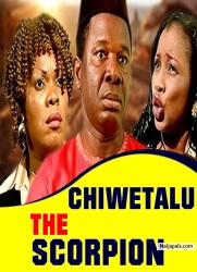 CHIWETALU THE SCORPION
