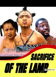 SACRIFICE OF THE LAMB