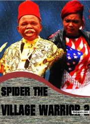 SPIDER THE VILLAGE WARRIOR 2