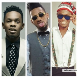 Money (The lost verse) by Patoranking ft Kennyswag n Phyno