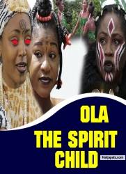 OLA THE SPIRIT CHILD