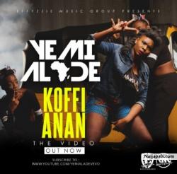 Koffi Anan by Yemi Alade