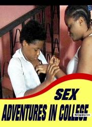 SEX ADVENTURES IN COLLEGE