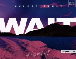 Wait by Maleek Berry