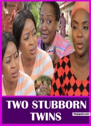 TWO STUBBORN TWINS