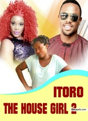 ITORO THE HOUSE GIRL 2