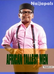 African Tallest Men 1