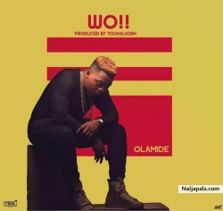 OLAMIDE WO!! INSTRUMENTAL WITH HOOK by PROD BY SMARTDAWESOME