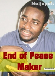 End of Peace Maker