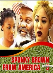 SPONKY BROWN FROM AMERICA 3