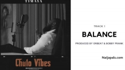Download instrumental - Balance by Timaya - Prod. REAL MONEY STUDIO