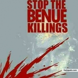 Benue killing by Desons